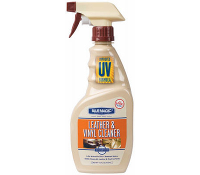 Blue Magic 800 Leather And Vinyl Cleaner 16 Ounce