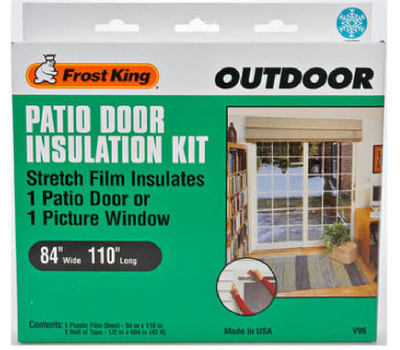 Thermwell v96 frost king 84 inch by 110 inch patio door insulation thermwell v96 frost king 84 inch by 110 inch patio door insulation kit planetlyrics Gallery