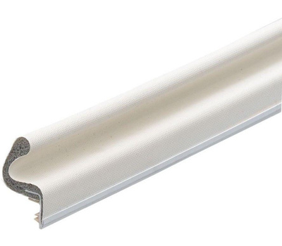 Thermwell DS7W/25 Frost King Replace Door Seal Kerf 1 By 7 Foot White