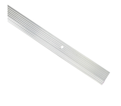 Thermwell H113FS/3 Frost King Carpet Bar 1 By 36 Inch Fluted Silver