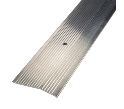 Thermwell H1591FS6 Frost King Carpet Bar 2 By 6 Foot Fluted Silver