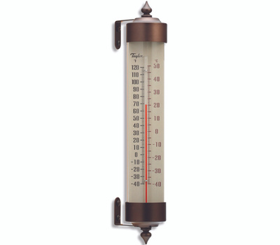 Taylor 482BZN / 482BZ Thermometer Tube Glass12-1/4In