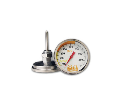Taylor 814GW Thermometer Grill/Smoker