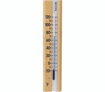 Taylor 5141 Thermometer Wall Comfort Meter