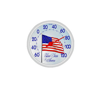 Taylor 6729 Outdoor 13 1/2 Inch Thermometer