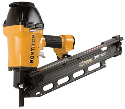 Stanley Bostitch F21PL2 Framing Nailer 21 Degree Plastic Collated