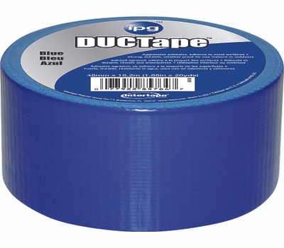Intertape Polymer 6720BLU Ductape Blue Duct Tape 1.88 Inch By 20 Yards