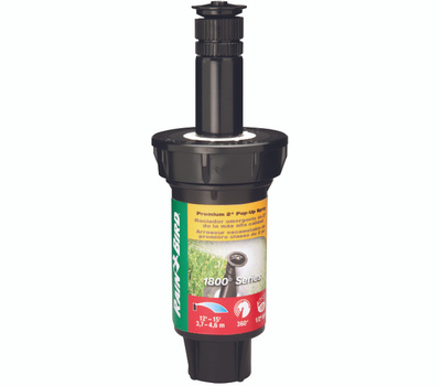 Rainbird 1802VANS 1800 Series Sprinkler Pro Adj Pattern 2In