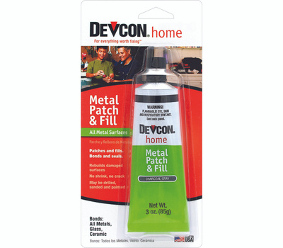 ITW Devcon 50345 Metal Patch & Fill 3 Ounce