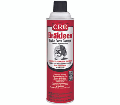 CRC 05089 Brakleen Cleaner Brake Parts 19 Ounce