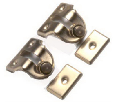 Belwith 1430 Brass Plated Window Vent Lock
