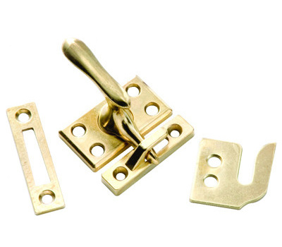 Belwith 1432 Casement Window Lock Polished Brass Finish