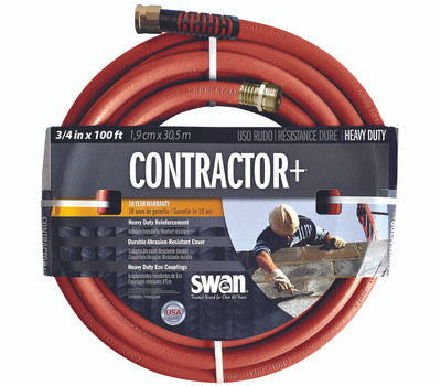 Colorite Swan SNCG34100 Garden Hose Commercial 3/4 Inch By 100 Foot
