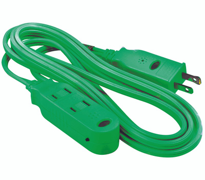 Southwire 418528820 Extension Cord Safety Green 6 Foot