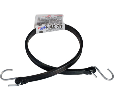 Blumenthal Brands  R731B Gunk Tie Down Strap Compounded Rubber 31 Inch