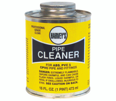 William Harvey 019120-12 Pipe Cleaner Clear 16 Ounce
