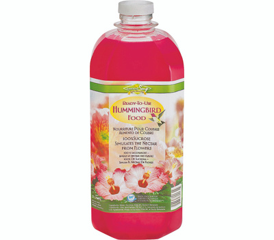 Perky Pet 239 Garden Song Hummingbird Ready To Use Nectar 2 Liter