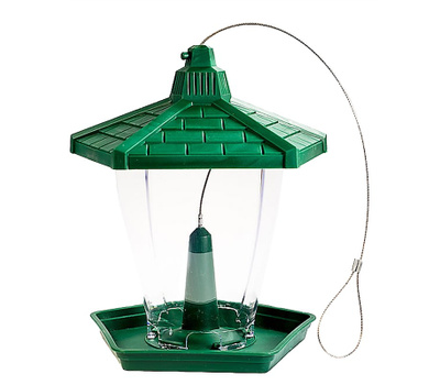 Woodstream HF950 Perky Pet Birdfeeder Plastic 1.25 Pound