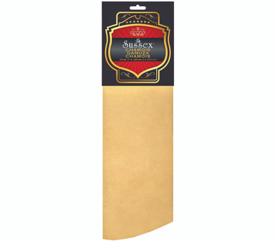 SM Arnold 85-135 3 1/2 Ft General Duty Leather Chamois