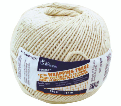 Lehigh Group 12771 510 Foot Medium Cotton Blend Wrapping Twine