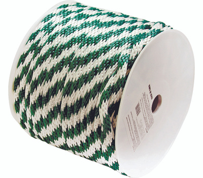 Lehigh Group 46409 Derby Green White 5/8 Inch By 200 Foot Rope