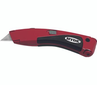 Hyde 42081 Maxxgrip Utility Knife Top Slide Grip