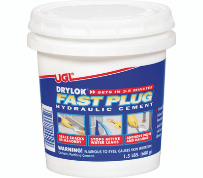 UGL 00919 Drylok Hydraulic Cement Waterproof