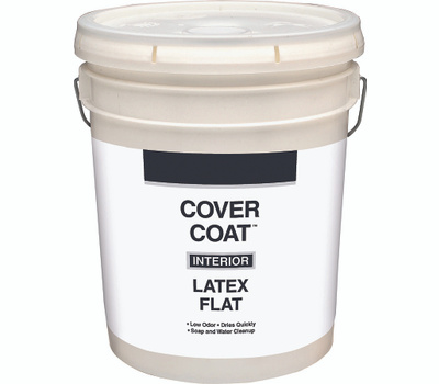 Valspar 256 Cover Coat Contractor Interior Special Antique White Gallon