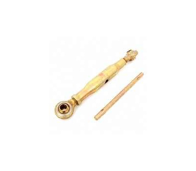 Speeco S01090900 Forged Top Link Zinc Plated Ends