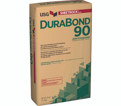 US Gypsum 381630-RDC03 Compound Joint Durabnd 90 25 Pound