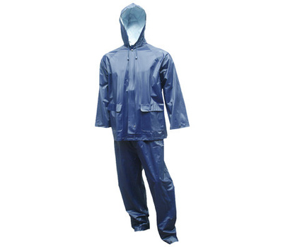 Tingley Rubber S62211.MD 2PC MED Navy Rain Suit