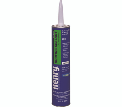 Henry Sealant Gray Low Voc Case Of 12 Liquid Glues & Cements Adhesives, Sealants & Tapes