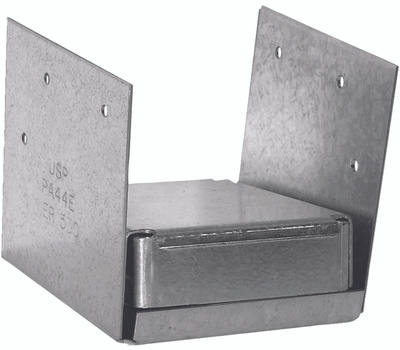 USP Structural PA44E-TZ 4 By 4 Post Anchor