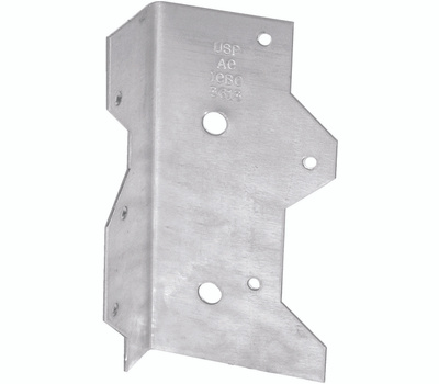 USP Structural AC9-TZ 1 5/16 By 2 3/8 By 8 7/8 Inch Angle Clip