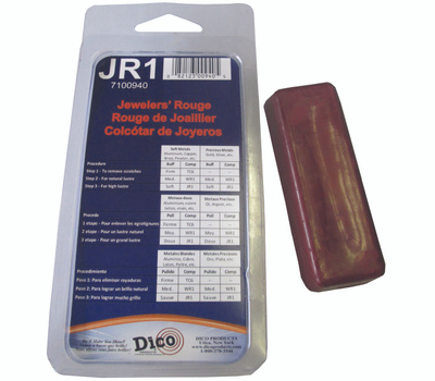Dico 7100940 Compound Jeweler Rouge Small