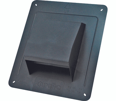 Air King RCB810 Roof Cap With Spring Loaded Damper