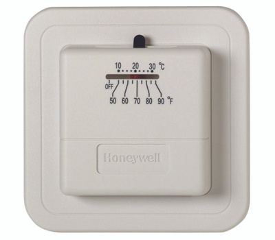 Honeywell YCT31A 1002 24 Volt Heating And Cooling Thermostat
