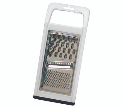 Chef Craft 21005 Grater Flat Ss