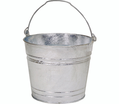 Behrens 1212 12 Qt Metal Water Bucket