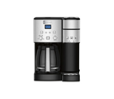 Cuisinart SS-15P1 Coffee Maker 12 Cup & Sgl Srve