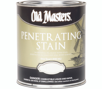 Old Masters 41304 Interior Penetratiing Stain Fruitwood Quart