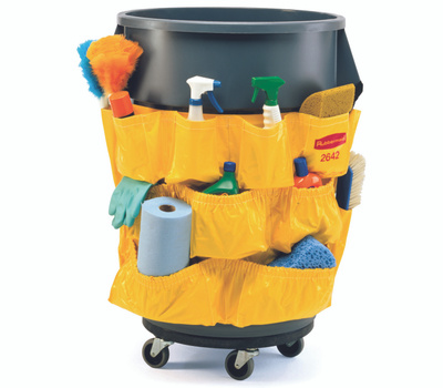 Rubbermaid Commercial 1913171 Brute Caddy Bag