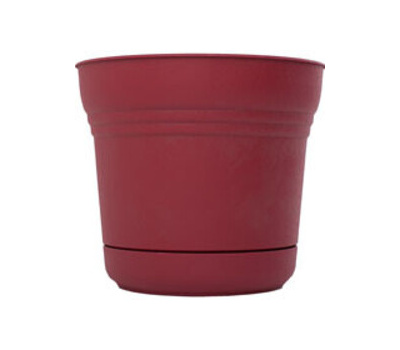 Bloem SP1413 Planter 14in Burnt Red Saturn