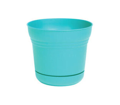 Bloem SP1426 Planter 14in Saturn Teal