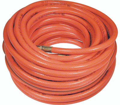 Plews Edelmann 576-100A-5 Air Hose 3/8 Inch X 100 Foot Orange Pvc