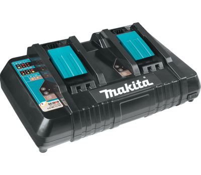 Makita DC18RD Charger 2-Port Lithium-Ion 18V