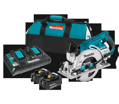 Makita XSR01PT Saw Circular Kit Rear-Hndl 36v
