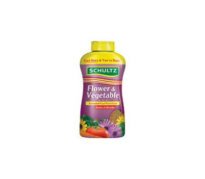 Schultz SPF48300 Fertilizer Extend Veg/Flowr 2 Pound