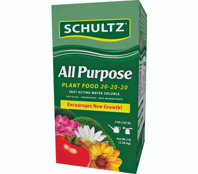 Schultz SPF70690 Fertilizer All Purpose 5 Pound