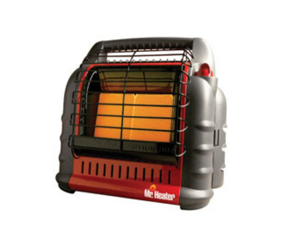 Mr Heater F274806 Big Buddy Heater Propane Bg Bdy 400Sqft